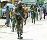 Militarisation as panacea: development and reconciliation in post-war Sri Lanka