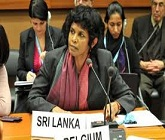 Tamara rejects transfer, hits out at Sri Lankan ministry
