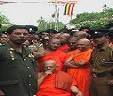 A Monk On The Rampage