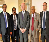 Foreign Secretary meets Tamil National Alliance in Colombo