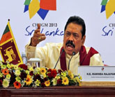 Need more time to address rights violation charges: Rajapaksa