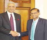 GL discusses Commonwealth priorities with Secretary-General