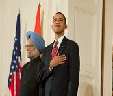 Has Obama ignored India in recent years?