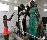 Sri Lanka temple tackles reconciliation amid fears of fighting