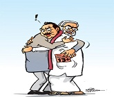 Govt. wrong-footed at Modi meeting