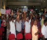 Jaffna: government erodes freedom and dignity of Tamil people