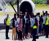 India was the 'obvious place' to send 157 Sri Lankan asylum seekers: Immigration