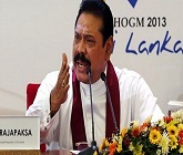 Rajapaksa Hits Out at Opposition for Taking pro-Tamil Stand