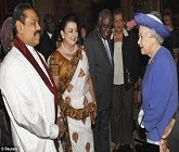 Queen's Sri Lanka visit for Commonwealth meeting 'grotesque'
