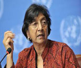 Sri Lanka: Letter to the UN High Commissioner for Human Rights Navi Pillay regarding Her Impending Visit to Sri Lanka on 25-31 August 2013